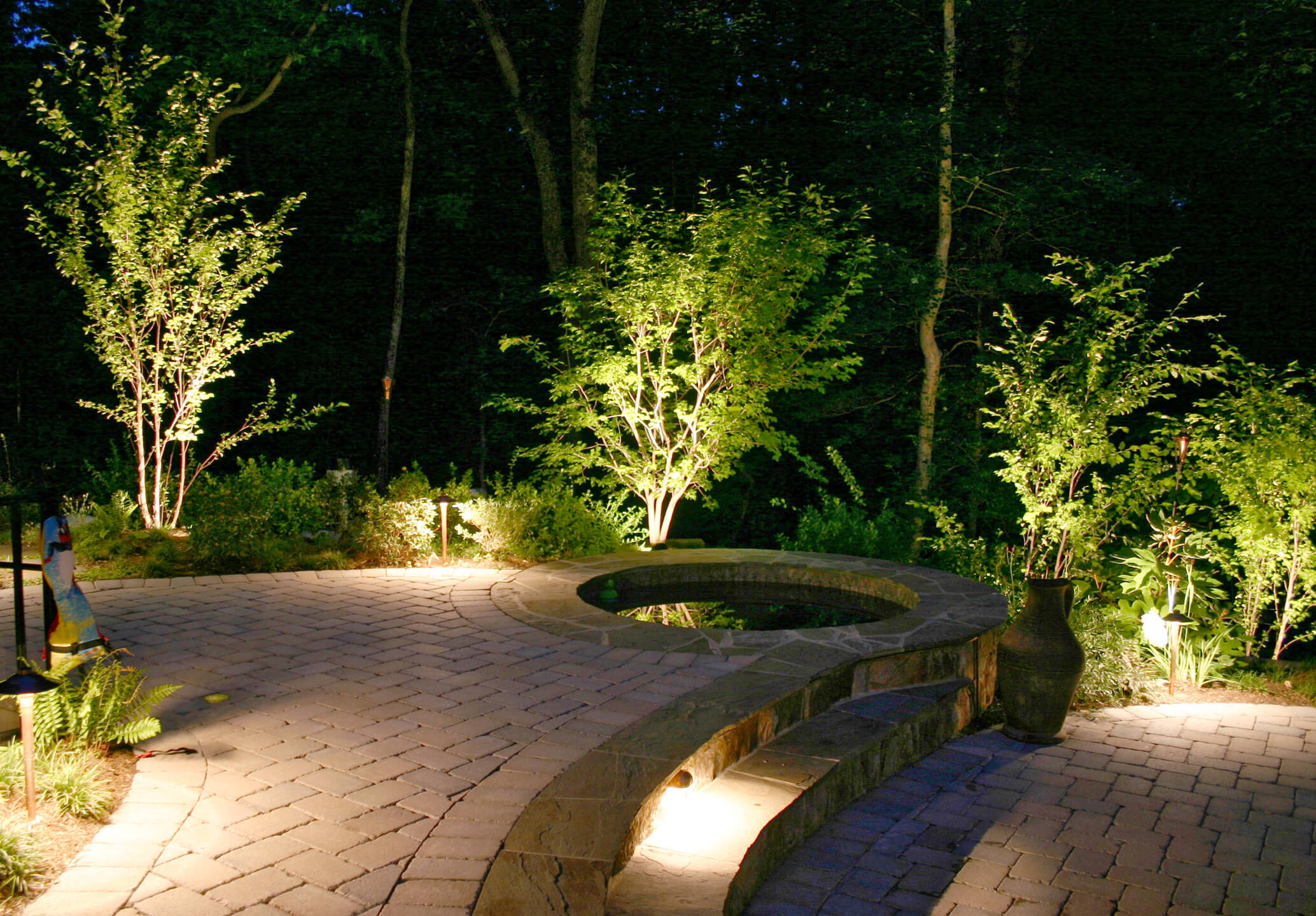 Outdoor Landscape Lighting Professional : Plant professionals landscaping landscape design miami fl