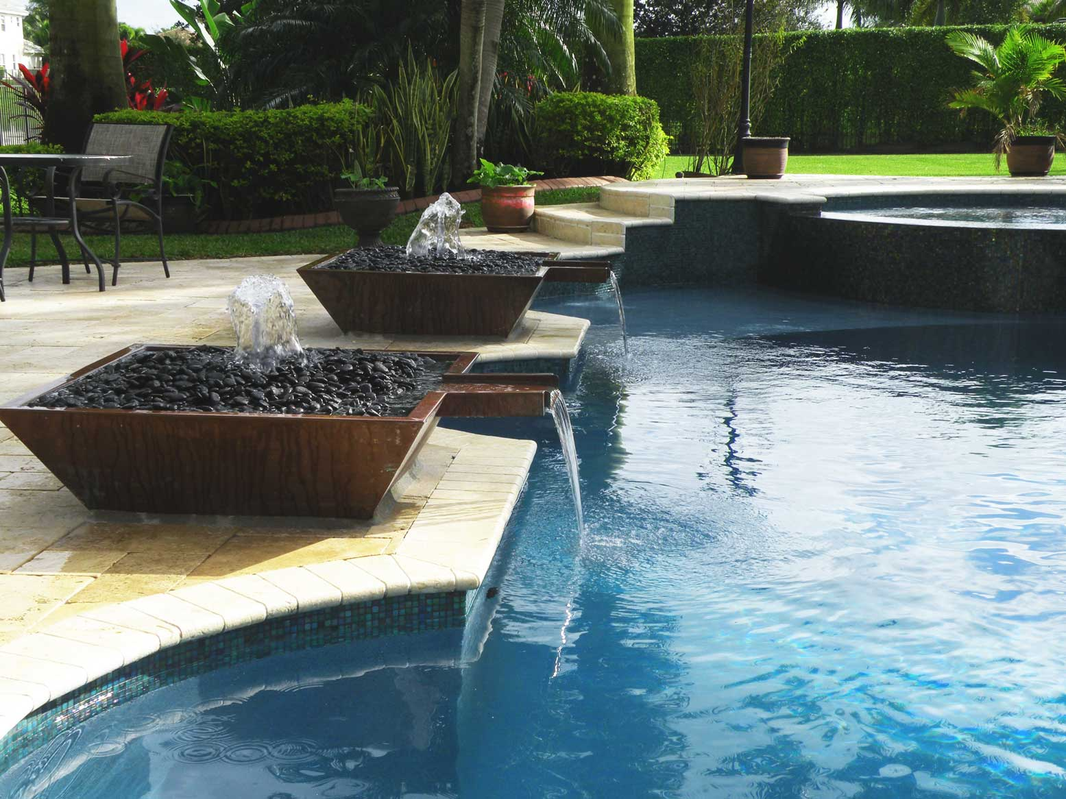 Our Water Feature Design Ideas Miami Plant Professionals