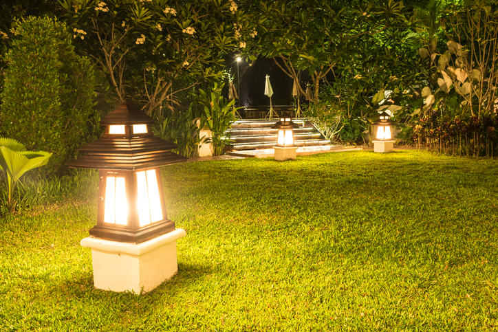 Stunning Backyard Lighting Ideas